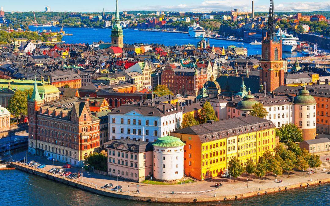 Stockholm in October